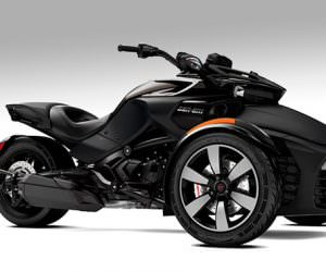 CanAm Spyder F3 S
