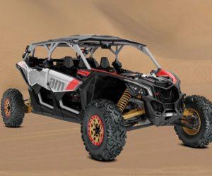 Can-Am Maverick Max X3 Xrs Turbo R
