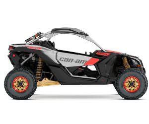 CanAm Maverick X3 Xrs Turbo R