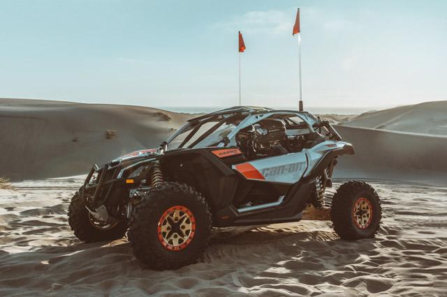 Can-am Maverick X3 Xrs turbo R