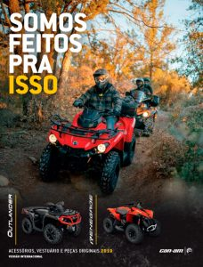 Catalogo PAC CanAm ATV 2019