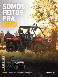 Catalogo PAC CanAm Defender 2019