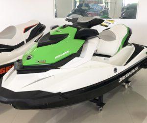 SeaDoo GTI 130 2014