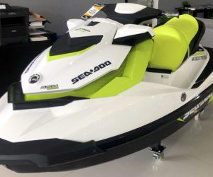 Sea-Doo GTI 90, Rotax, 900 ACE, jet-ski, mot-aquática, seminova, equipada, diversão