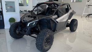 Can-Am Maverick X3 XRS, Turbo, Rotax V-Twin, UTV, Off-road, dois lugares