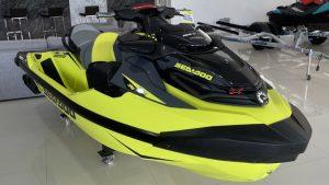 Sea-Doo RXT-X 300, 2019, moto aquática, Rotax 1630 ACE, 300 hp, embarcação, 3 lugares, diversão