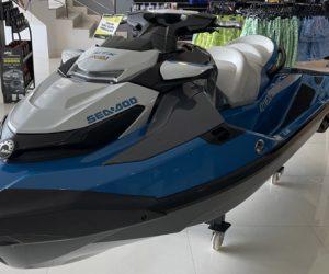 Sea-Doo, GTX 155, 2019, Rotax, jet-ski, 3 lugares, náutica